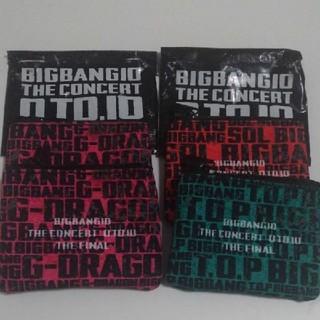 BIGBANG - (会場施策)ミニポーチセット
