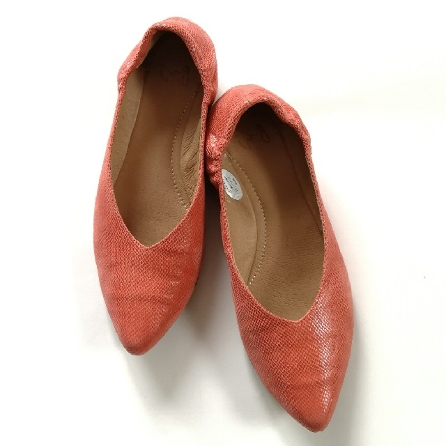 ing(イング)のing イング パンプス インヒール 22.5 レディースの靴/シューズ(ハイヒール/パンプス)の商品写真