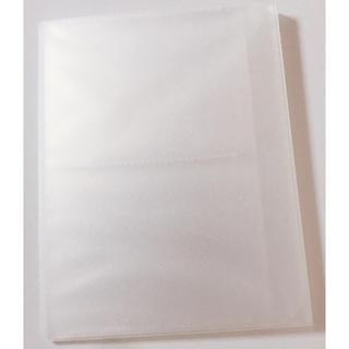 ムジルシリョウヒン(MUJI (無印良品))の無印良品 写真 カード ホルダー(名刺入れ/定期入れ)