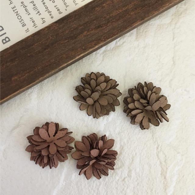 KBF(ケービーエフ)のno.211/coquette handmade ハンドメイドのアクセサリー(ピアス)の商品写真