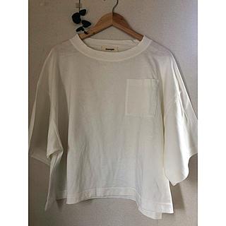 ツムグ(tumugu)のttmugu ビッグシルエットTシャツ(Tシャツ(半袖/袖なし))