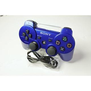 PlayStation3 - PS3 純正 コントローラー デュアルショック3 ケーブル付 222