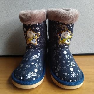 コストコ(コストコ)のキッズブーツ【バズライトイヤー】17cm(ブーツ)