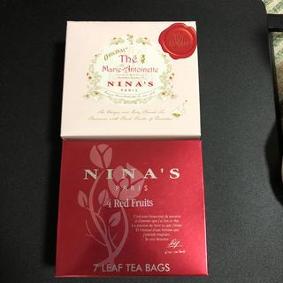 NINA'S ニナス ティーパック(茶)