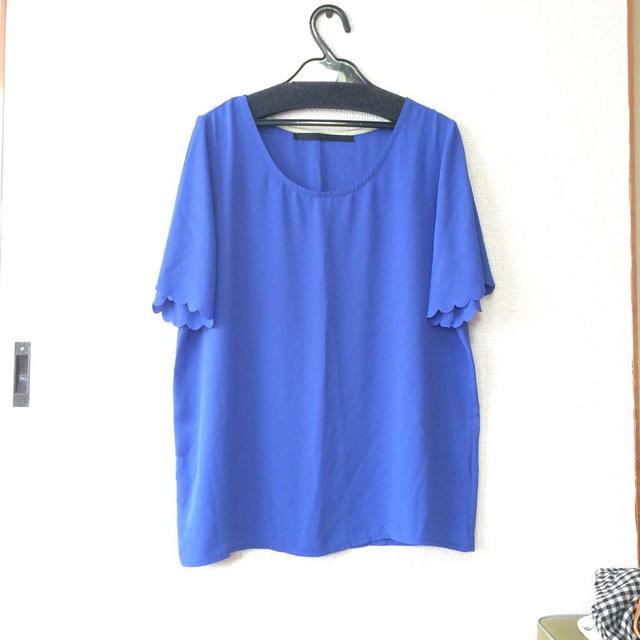 KBF(ケービーエフ)のKBFトップス レディースのトップス(シャツ/ブラウス(半袖/袖なし))の商品写真