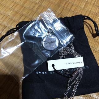 マークジェイコブス(MARC JACOBS)の新品 マーク ジイコブス ネックレス  50センチ(ネックレス)