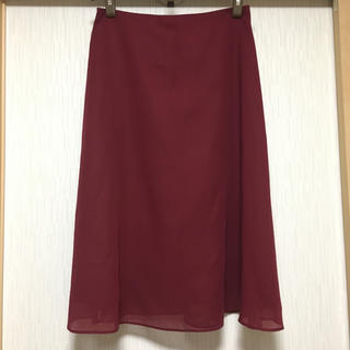 シビラ(Sybilla)のシビラ  素敵な秋色スカート  日本製(ひざ丈スカート)