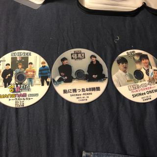 シャイニー(SHINee)のSHINee DVD(K-POP/アジア)