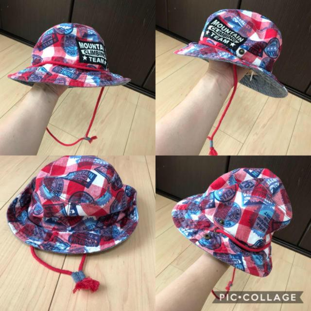 ampersand(アンパサンド)のAMPERSAND☆キッズ 帽子 ハット キッズ/ベビー/マタニティのこども用ファッション小物(帽子)の商品写真