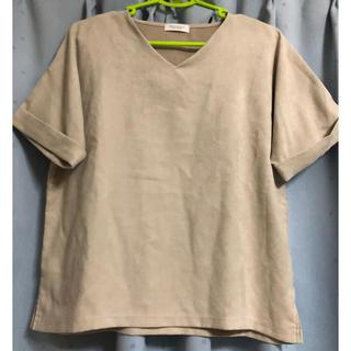 ビューティアンドユースユナイテッドアローズ(BEAUTY&YOUTH UNITED ARROWS)のまっきーさまご専用ビューティ&ユース スエードトップス(シャツ/ブラウス(半袖/袖なし))