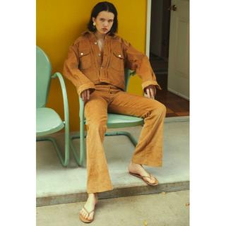 フィーニー(PHEENY)のPHEENY Dobby color corduroy sailor pants(その他)