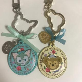 Disney - 海外限定 ダッフィ  シェリーメイ キーホルダーセット