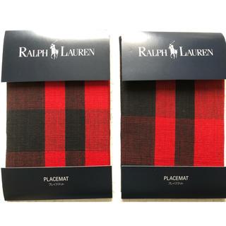 ラルフローレン(Ralph Lauren)の Ralph Lauren  ランチョンマット 2枚(テーブル用品)