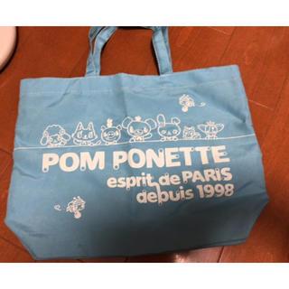 ポンポネット(pom ponette)のポンポネット バック(トートバッグ)