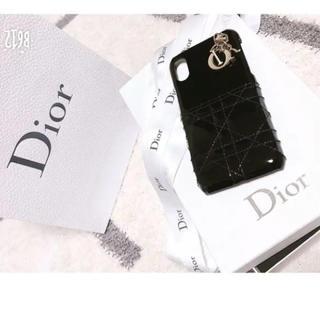 ディオール(Dior)のdior 新品 iphonXケース(iPhoneケース)