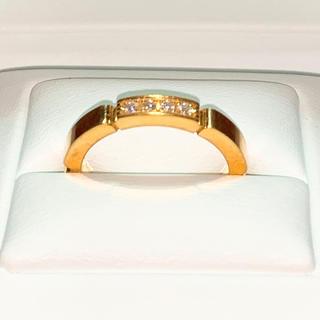カルティエ(Cartier)のカルティエ マイヨン パンテール ウェディング リング *イエローゴールド(リング(指輪))