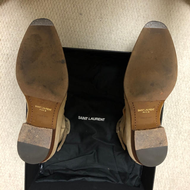 Saint Laurent(サンローラン)のsaint laurent ジョッパー ブーツ メンズの靴/シューズ(ブーツ)の商品写真