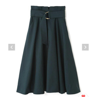 ROSE BUD - ROSEBUD フレアスカート
