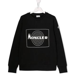 モンクレール(MONCLER)の新品 19-20AW モンクレール サークル ロゴ スウェット トレーナー(トレーナー/スウェット)