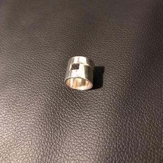 グッチ(Gucci)のGUCCI Gリング 8号 正規品(リング(指輪))