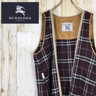 BURBERRY - 90s Burberrys バーバリー チェック ライナー ブラウン 茶インナー