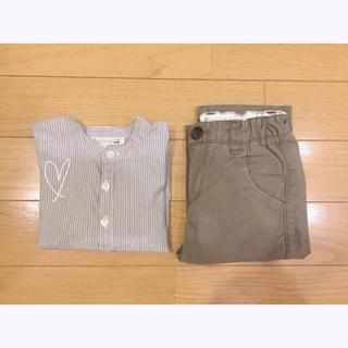ボンポワン(Bonpoint)のボンポワン トップス ズボン セット(シャツ/カットソー)