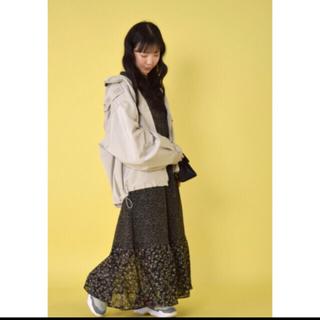 ダブルクローゼット(w closet)の♡w closet マウンテンパーカー♡(ナイロンジャケット)
