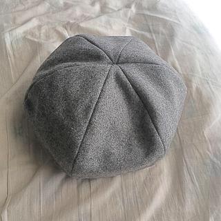 ケービーエフ(KBF)のGALLERIE ベレー帽(ハンチング/ベレー帽)