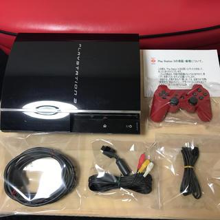 PlayStation3 - 【レア商品】【限定1点】●PS3 CECHA00 60GB☆初期型最上機種☆