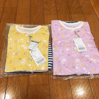 アンパサンド(ampersand)の女の子パジャマ ★ 2点セット(パジャマ)