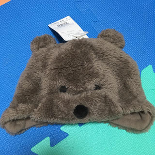 mikihouse - 新品☆ミキハウスくまちゃん帽子
