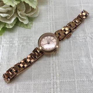 マーガレットハウエル(MARGARET HOWELL)のマーガレットハウエル 1pダイヤ 腕時計 【電池交換済み】  (腕時計)