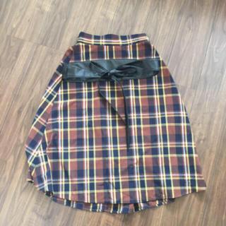 GU - GUスカート ベルト付き