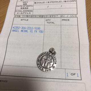 Chrome Hearts - クロムハーツ エンジェルメダル 美品