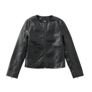 MUJI (無印良品) - 無印良品   レザージャケット
