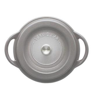 バーミキュラ(Vermicular)のバーミキュラ オーブンポットラウンド 18cm(鍋/フライパン)