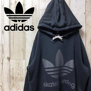 adidas - 【激レア】adidas アディダス パーカー skateboarding O