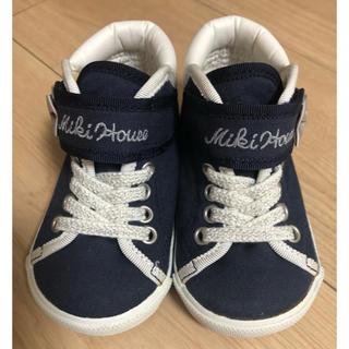 ミキハウス 靴 13.5cm 新品未使用