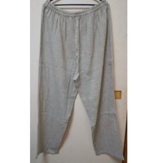 大きいサイズ 5L ダブルガ―ゼ パジャマパンツのみ(パジャマ)