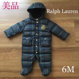 Ralph Lauren - 美品⭐️ラルフローレン カバーオール ダウン6M