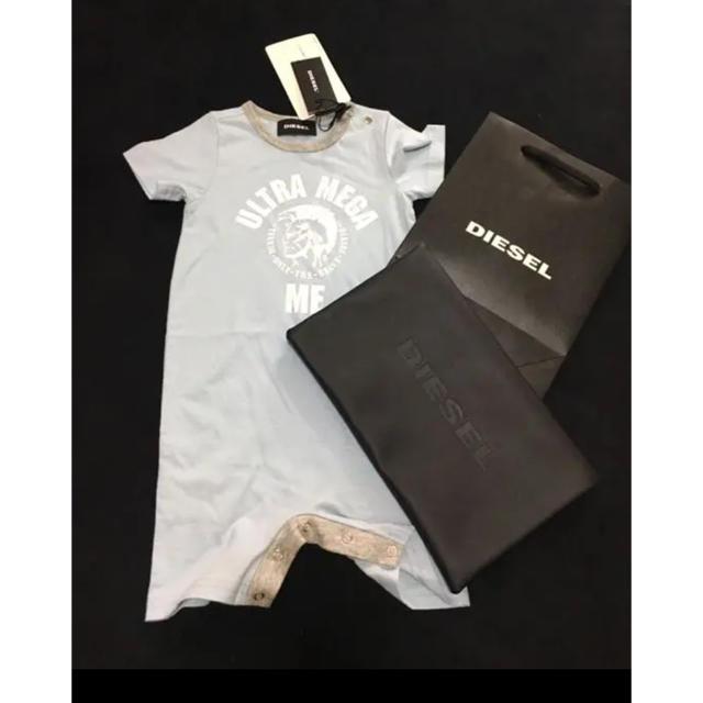 DIESEL(ディーゼル)のディーゼル ロンパース キッズ/ベビー/マタニティのベビー服(~85cm)(ロンパース)の商品写真