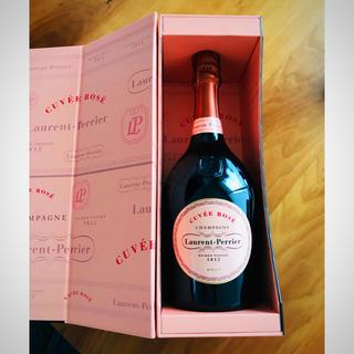 サントリー - シャンパン ローラン ペリエ ロゼ 化粧箱