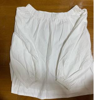 ウィゴー(WEGO)のオフショルダーwego フリーサイズ(シャツ/ブラウス(半袖/袖なし))