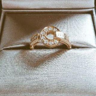 ブルガリ(BVLGARI)の ブルガリ ダイヤモンド リング(リング(指輪))