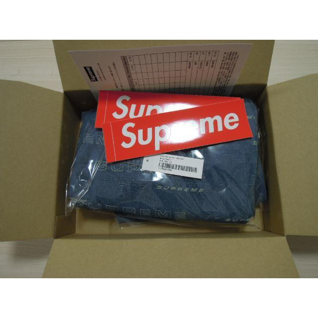 Supreme(シュプリーム)のDimensions Logo Denim Skate Pant 青 S メンズのパンツ(デニム/ジーンズ)の商品写真