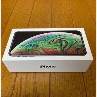 iPhone - iPhoneXSMAX 512GB スペースグレー 赤ロム