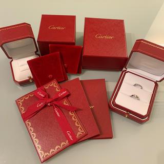 カルティエ(Cartier)のカルティエ バレリーナ セット(リング(指輪))