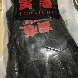 トライチ(寅壱)のゴム背抜き手袋 サイズL(日用品/生活雑貨)