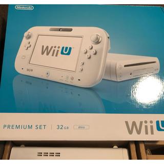 Wii U - Wii U プレミアムセット 本体 コントローラー2本 中古美品 動作確認済み