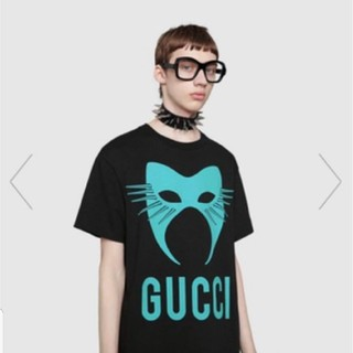 Gucci - GUCCI グッチ  ロゴ Tシャツ XLサイズ